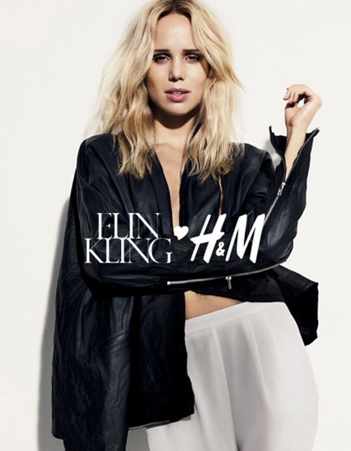 Еlin Kling for H&M
