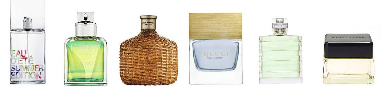 Мъжки парфюми пролет-лято 2011