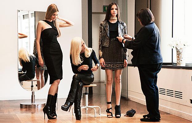 Versace и H&M