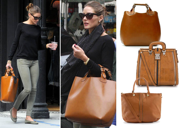 Чанта в стила на Оливия Палермо