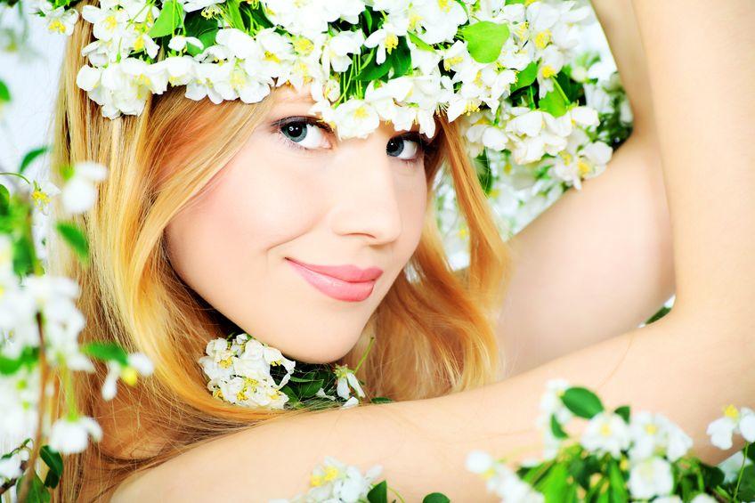 грижи за кожата през пролетта