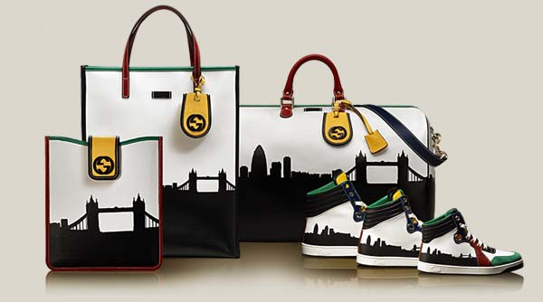 Gucci London city collection