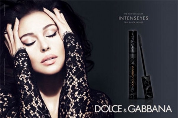 dolce and gabbana make up lace collection ss12