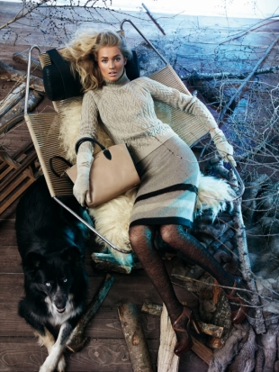 max mara studio_fall winter 2012 2013 campaign