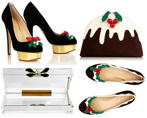 charlotte olympia-xmas-2012-collection