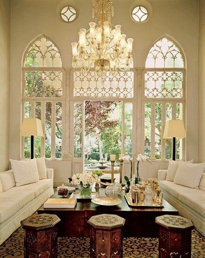 Elie Saab's home