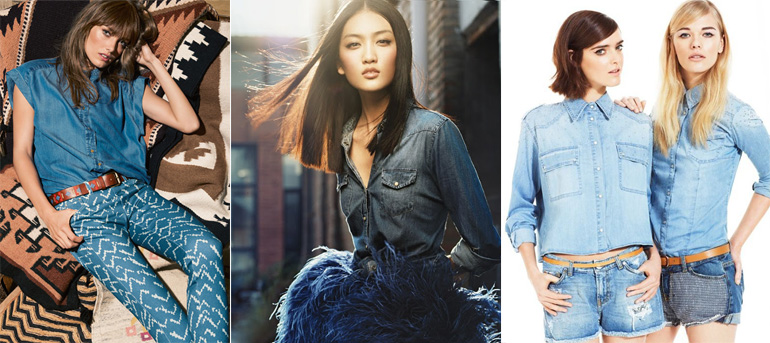 hot trend for spring 2013_ denim