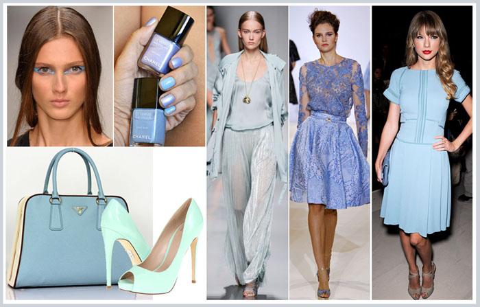 light blue trend SS2013