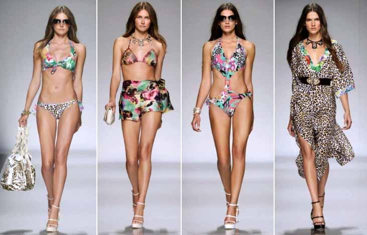 blumarine beachwear 2013 collection