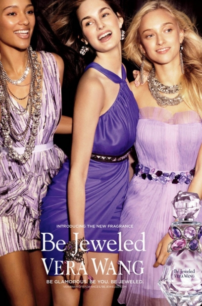 Vera Wang Be Jeweled fragrance 2013