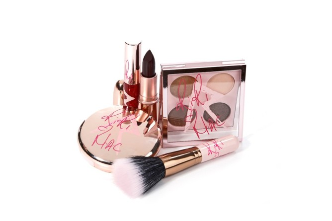 RiRi Hearts MAC Collection for 2013
