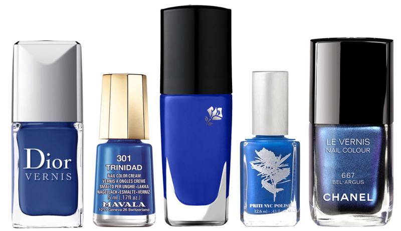 blue-nail-polishes-summer-2013