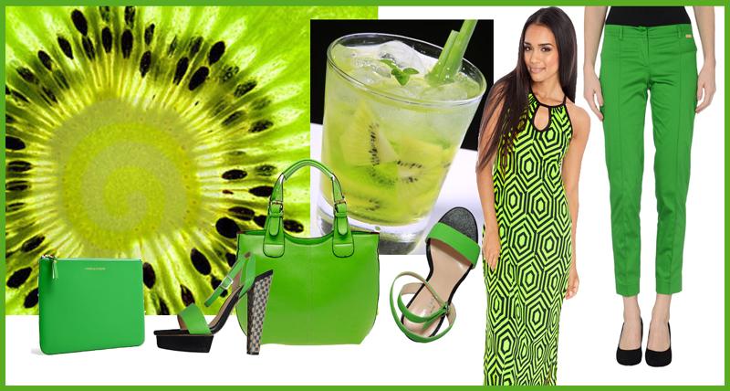 kiwi inspired style