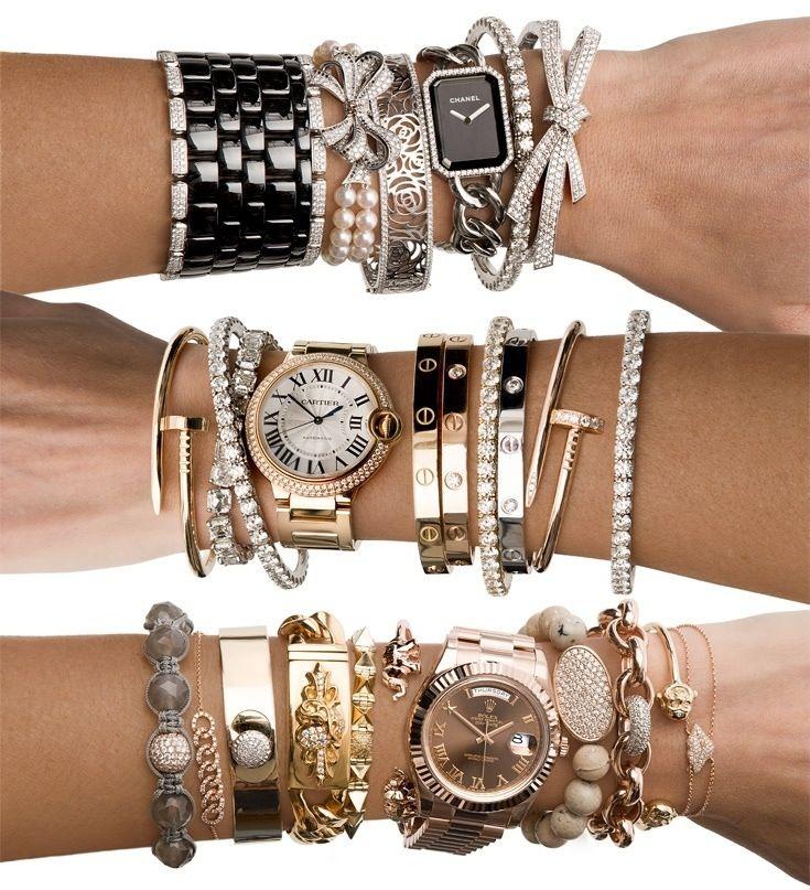 часовници и гривни