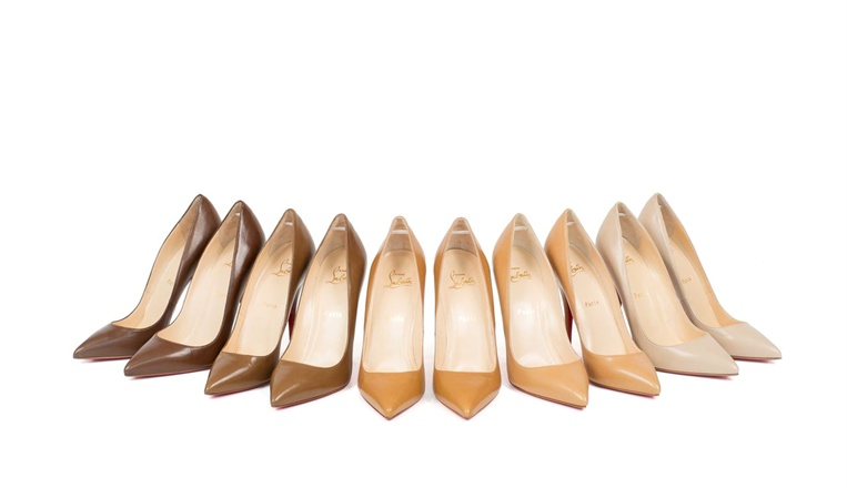Les Nudes by Christian Louboutin