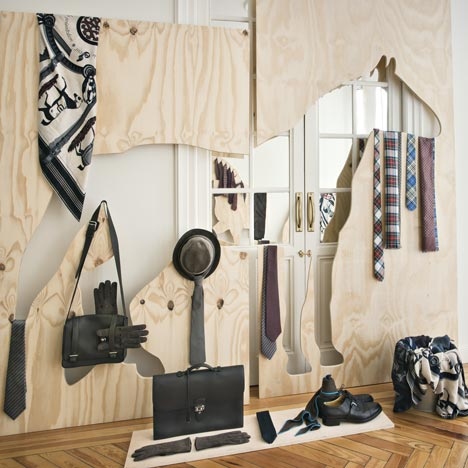dezeen_Contemporary-Craftsmanship-by-CuldeSac-for-Hermès-3