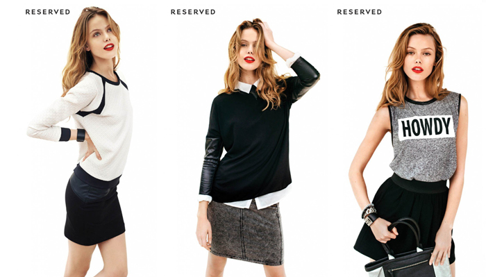 reserved lookbook ss2014