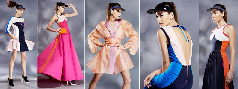 KNAPP The Sport n' Chic collection SS2014