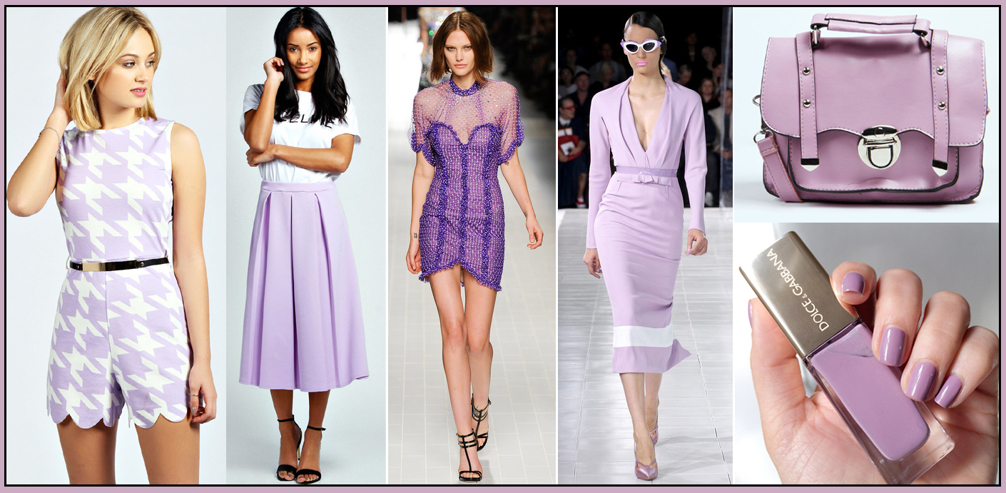 lilac for spring 2014