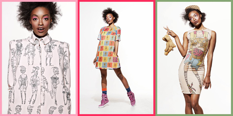 THE SWAG N` CHIC LIGHT COLLECTION