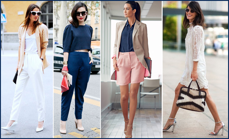 summer style for working girls