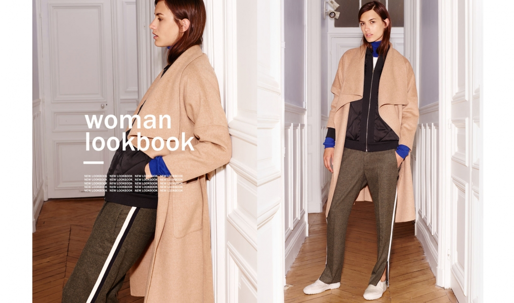 ZARA Lookbook September
