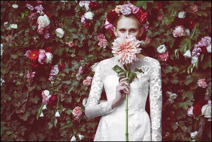 Stone Fox Bride and Honor Bridal collaboration