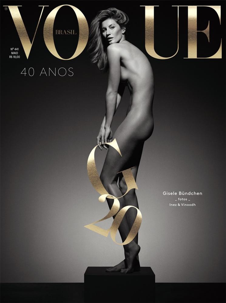 Vogue - Gisele