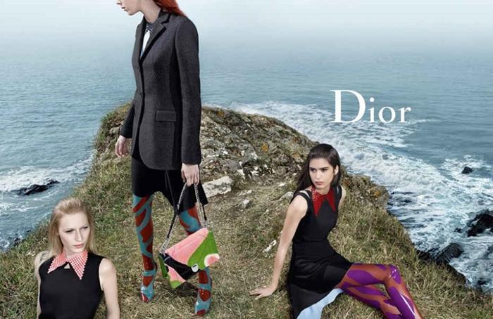 Dior Fall 2015 Campaign