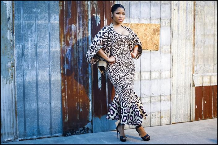 Nicki Minaj Givenchy