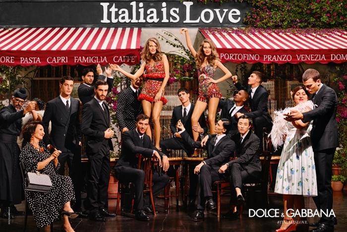 Dolce&Gabbana SS16 Lookbook