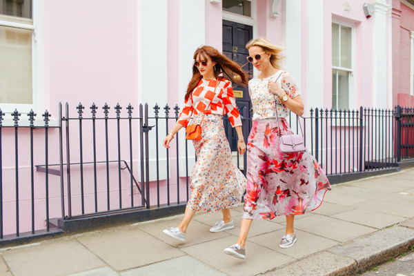 Belle-Bunty-L.K.Bennett-London-streetstyle-shoot-Look-2-skirts-and-trainers20160522_229-1