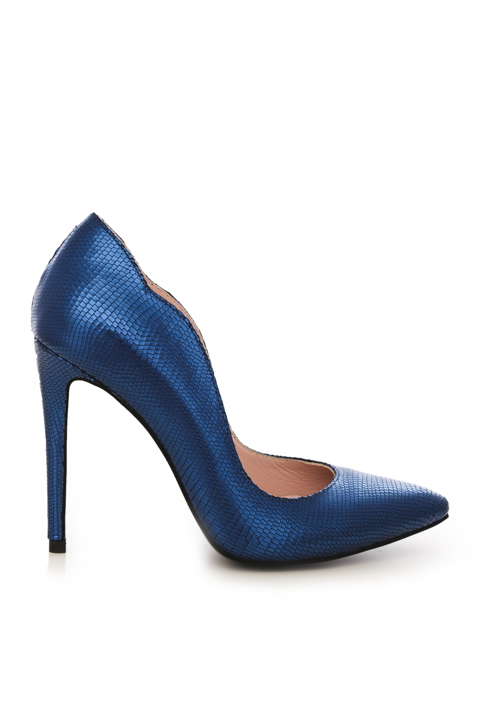 Обувки висок ток