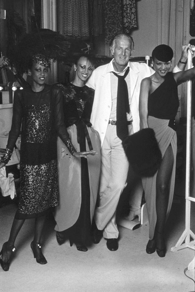 Hubert de Givenchy Dies at 91