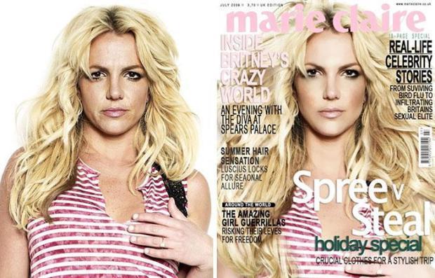 .Britney Spears. (2)