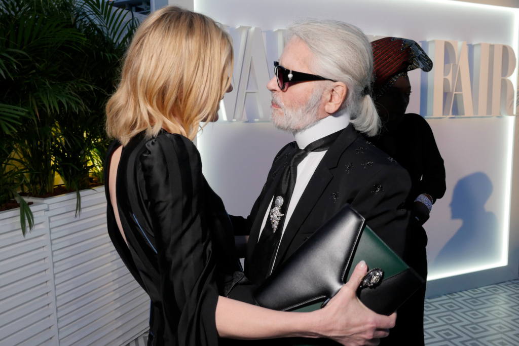 Cannes 2018: Inside Chanel and Vanity Fair France Dinner