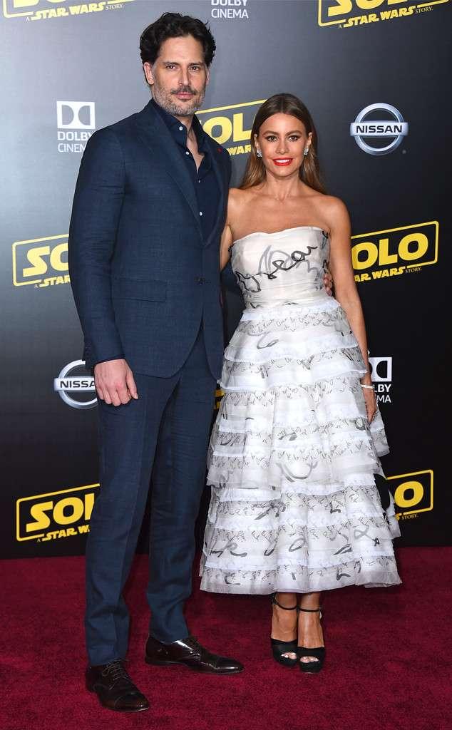 Joe Manganiello и Sofia Vergara