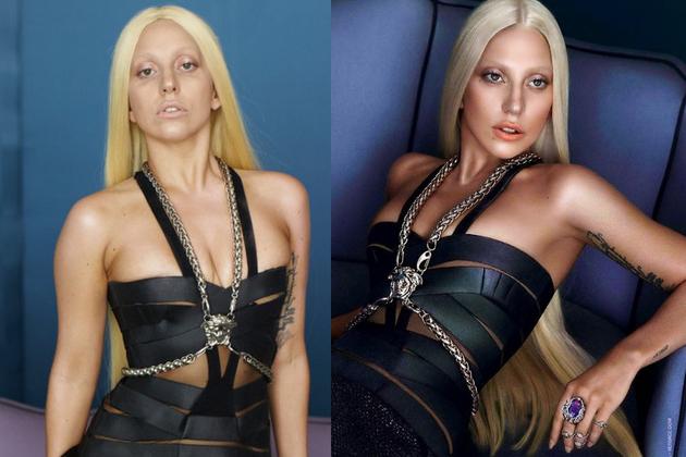 Lady Gaga...
