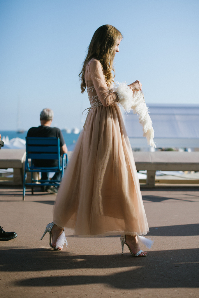 Street style at 2018 Cannes Film Festival