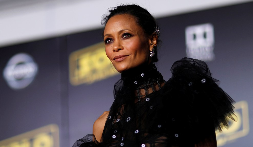 Thandie Newton (Val)