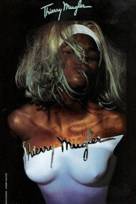Thierry Mugler Spring 1990