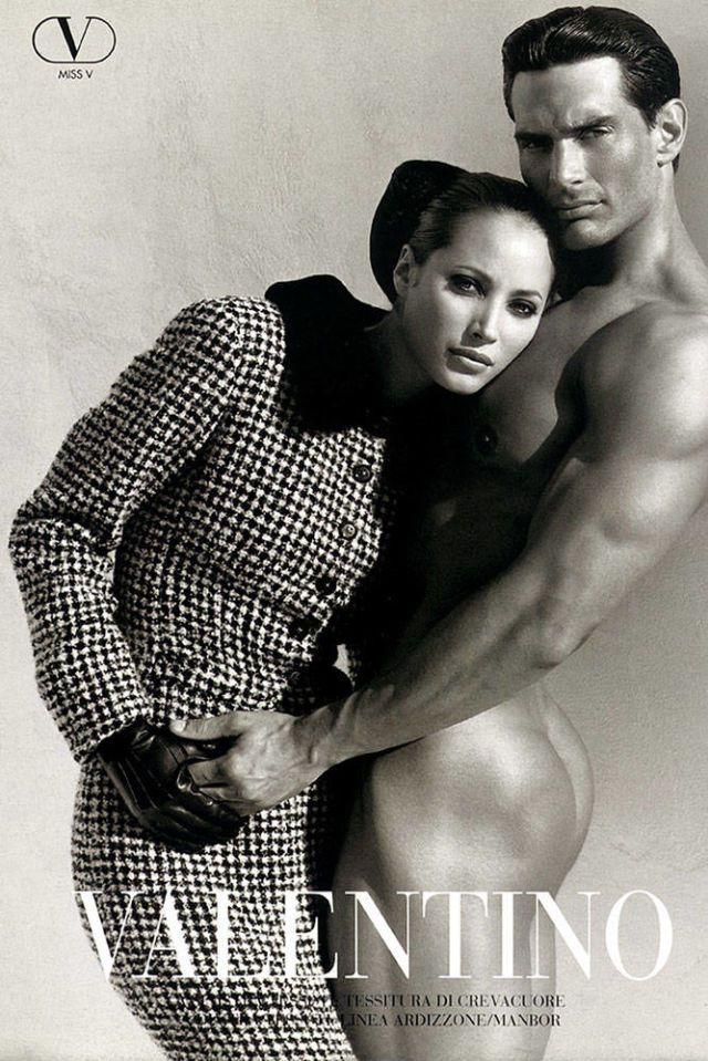 Valentino Spring 1995
