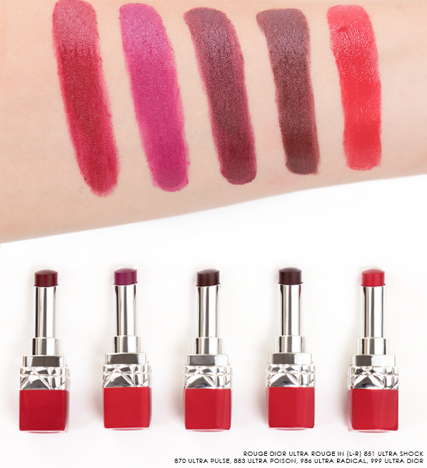 Rouge-Dior-Ultra-Rouge-Lipstick-Swatches-in-851-Ultra-Shock-870-Ultra-Poison-986-Ultra-Radical-999-Ultra-Dior-22